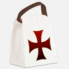 croix pattee Canvas Lunch Bag