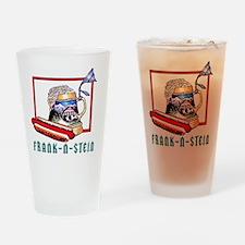 Frank N Stein tile Drinking Glass
