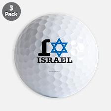 button 1inch Golf Ball