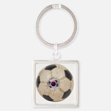 Korea Republic World Cup 4 Square Keychain