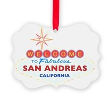 SAN ANDREAS Ornament