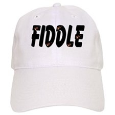Fiddle! Fiddle! Baseball Cap
