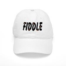 Fiddle! Fiddle! Baseball Cap