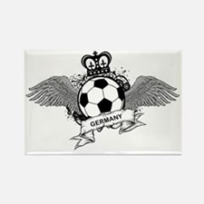 Germany Football8 Rectangle Magnet