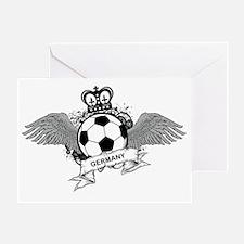 Germany Football8 Greeting Card
