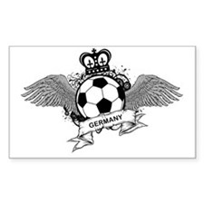 Germany Football8 Decal