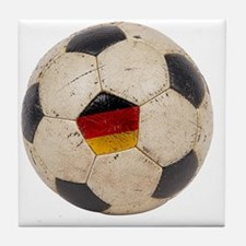 Germany Football6 Tile Coaster