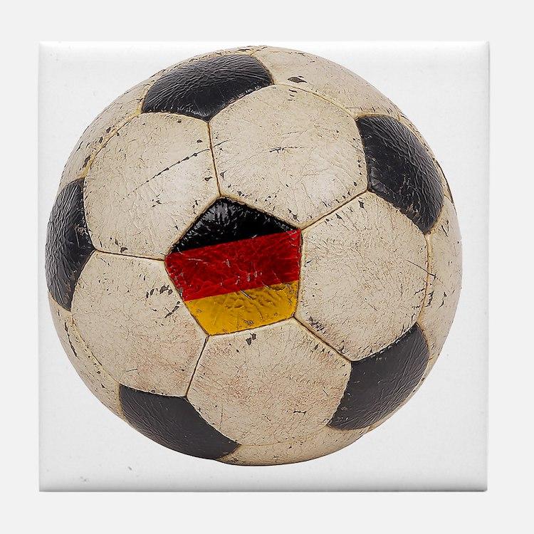 Germany Football6 Tile Coaster