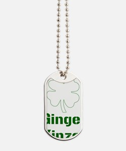 ginyincentered Dog Tags