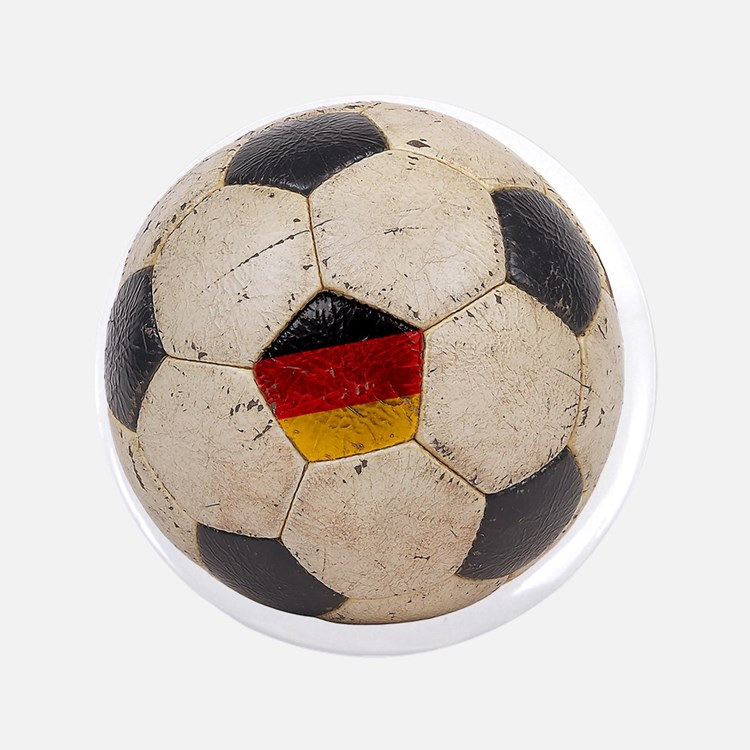 "Germany Football6 3.5"" Button"