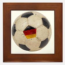 Germany Football6 Framed Tile