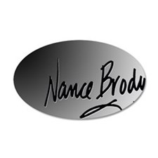 NANCE Brody Autograph Wall Decal