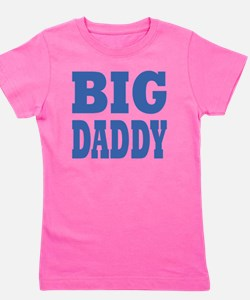 Big Daddy blue Girl's Tee