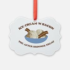 ICEcreamnbacon Ornament