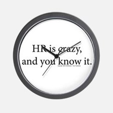 Organizations Wall Clock