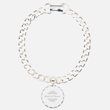 Maid of Honor in silver Bracelet