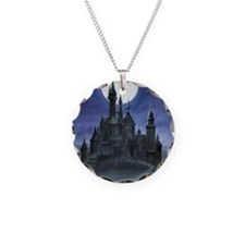 gothic castle reworked Necklace