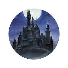 "gothic castle reworked 3.5"" Button"