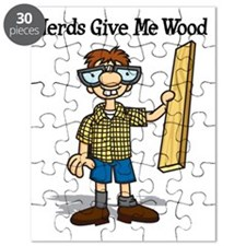 nerds-give-me-wood Puzzle