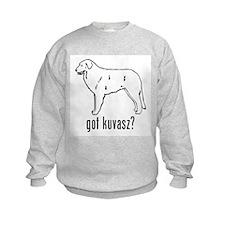 Kuvasz Sweatshirt