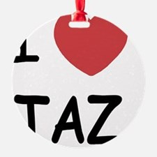 TAZ01 Ornament