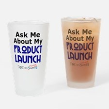 ask-me-product-launch-02 Drinking Glass
