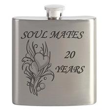 SOUL MATES 20 Flask