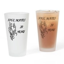 SOUL MATES 20 Drinking Glass