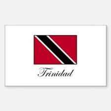 Trinidad Rectangle Decal