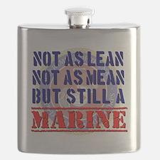 Not as Lean Still a Marine Flask