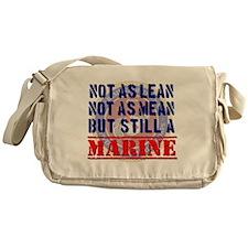 Not as Lean Still a Marine Messenger Bag