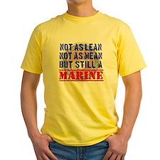 Not as Lean Still a Marine T