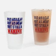 Not as Lean Still a Marine Drinking Glass
