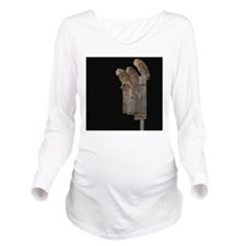 Watching for Molly Long Sleeve Maternity T-Shirt