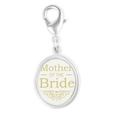 Mother of the Bride gold Charms