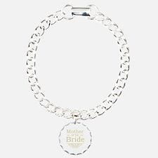 Mother of the Bride gold Bracelet
