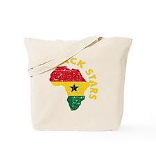 african soccer designs Tote Bag