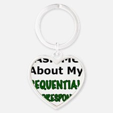 ask-me-sequential-autoresponder-01 Heart Keychain