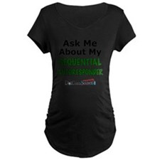 ask-me-sequential-autorespo T-Shirt