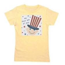 first4thbaby Girl's Tee