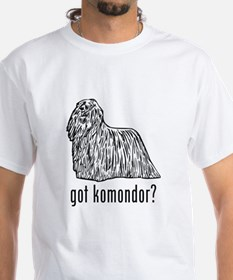 Komondor Shirt