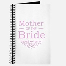 Mother of the Bride pink Journal