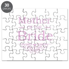Mother of the Bride pink Puzzle