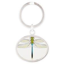 dfly_sigg_sm2 Oval Keychain