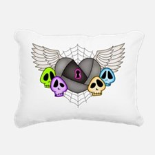chestlight Rectangular Canvas Pillow