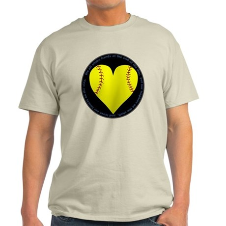 2-softball.gif Light T-Shirt