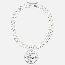 to-thy-own-self-be-true_ Bracelet