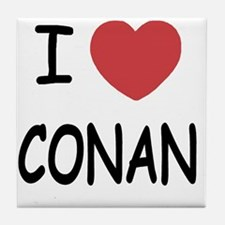 CONAN01 Tile Coaster