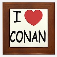 CONAN01 Framed Tile
