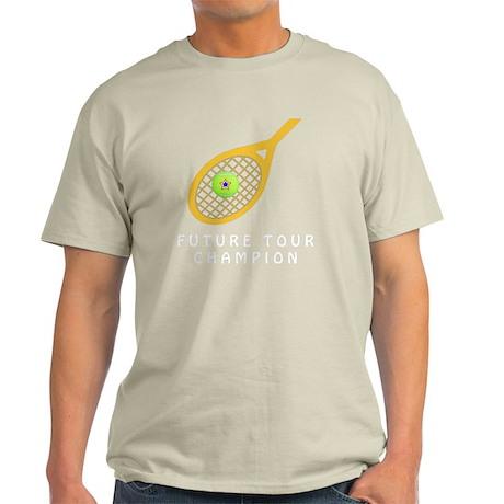 Future Tennis Champion T-Shirts for Light T-Shirt